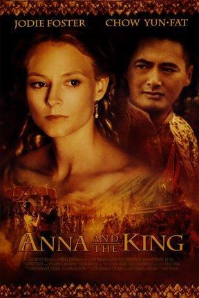 poster for Anna and the King