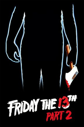 poster for Friday the 13th, Part 2