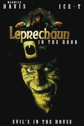 poster for Leprechaun 5: In the Hood