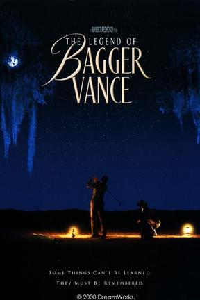 poster for The Legend of Bagger Vance