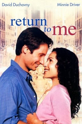 poster for Return to Me
