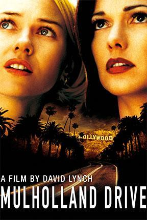 poster for Mulholland Dr.