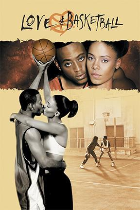 poster for Love & Basketball