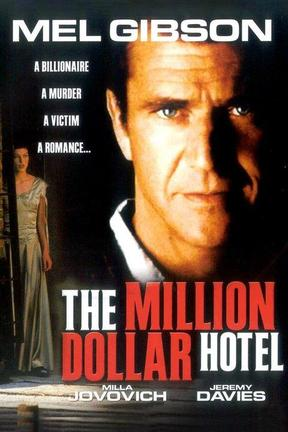 poster for The Million Dollar Hotel