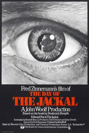 poster for The Day of the Jackal