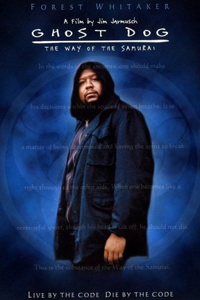 poster for Ghost Dog: The Way of the Samurai