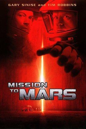 poster for Mission to Mars