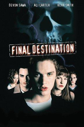 poster for Final Destination