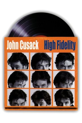 poster for High Fidelity