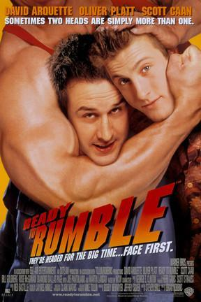poster for Ready to Rumble