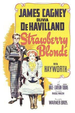poster for The Strawberry Blonde