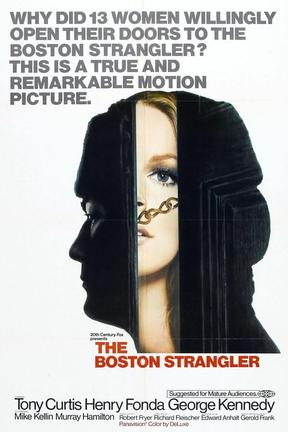 poster for The Boston Strangler