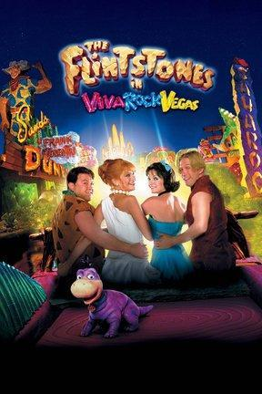poster for The Flintstones in Viva Rock Vegas