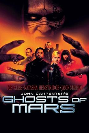 poster for Ghosts of Mars