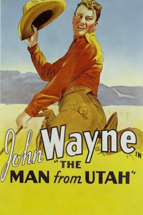 poster for The Man From Utah