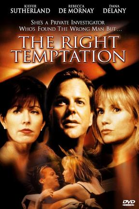 poster for The Right Temptation