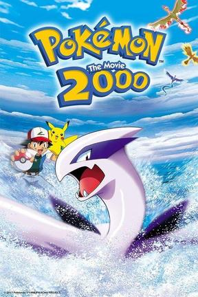 poster for Pokémon the Movie 2000: The Power of One