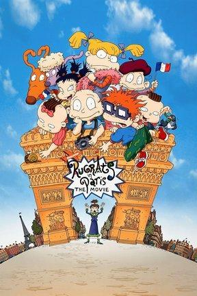 poster for Rugrats in Paris: The Movie