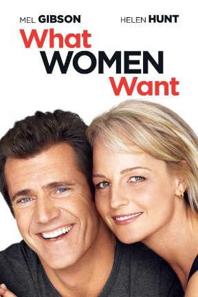 poster for What Women Want