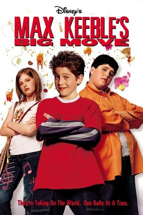 poster for Max Keeble's Big Move