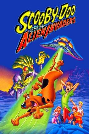 poster for Scooby-Doo and the Alien Invaders