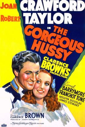 poster for The Gorgeous Hussy