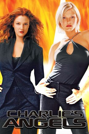 poster for Charlie's Angels
