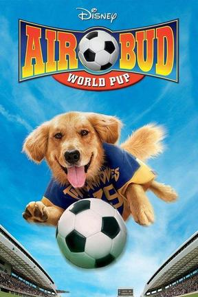 poster for Air Bud 3: World Pup