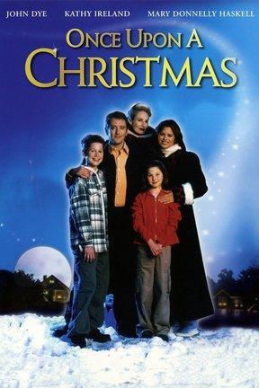 poster for Once Upon a Christmas