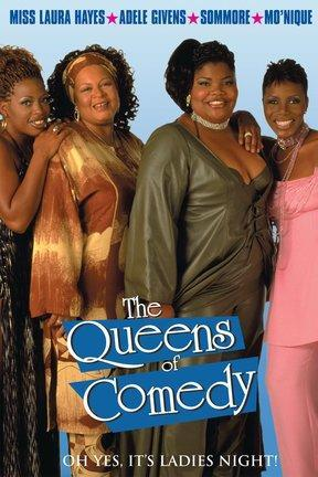 poster for The Queens of Comedy