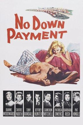 poster for No Down Payment
