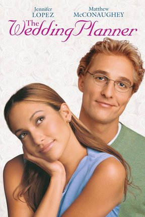 poster for The Wedding Planner