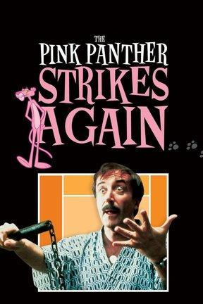 poster for The Pink Panther Strikes Again