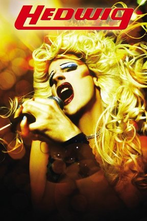 poster for Hedwig and the Angry Inch
