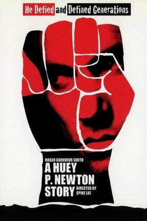 poster for A Huey P. Newton Story