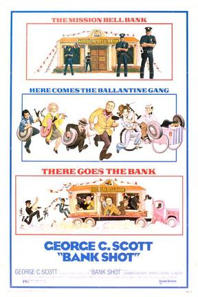 poster for Bank Shot