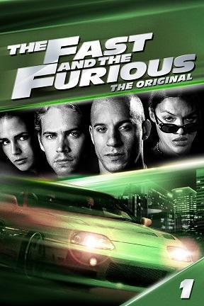 poster for The Fast and the Furious