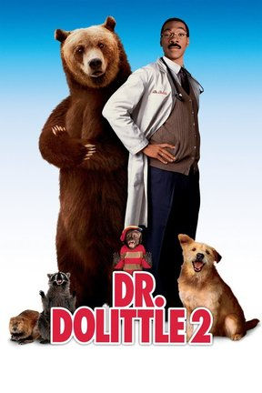 poster for Dr. Dolittle 2