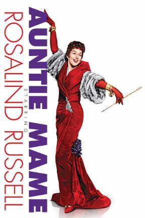poster for Auntie Mame