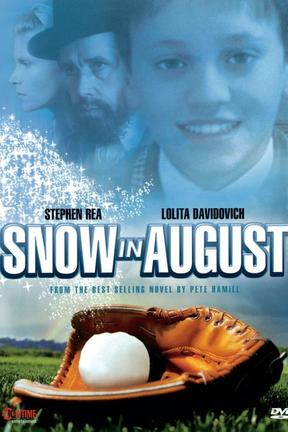 poster for Snow in August