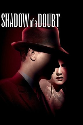 poster for Shadow of a Doubt