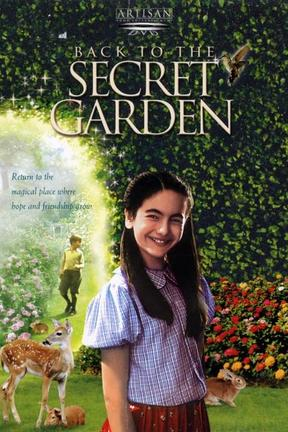poster for Back to the Secret Garden