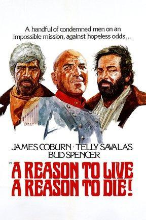 poster for A Reason to Live, A Reason to Die