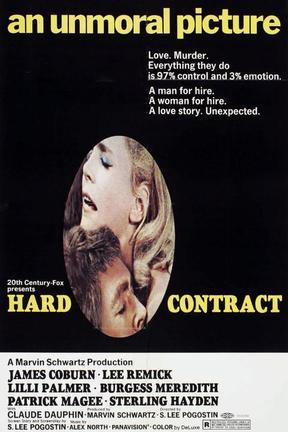 poster for Hard Contract