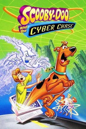 poster for Scooby-Doo and the Cyber Chase