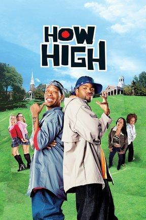 poster for How High