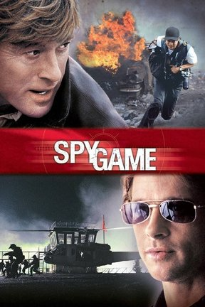 poster for Spy Game