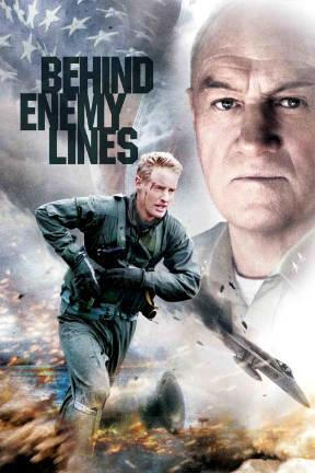 poster for Behind Enemy Lines