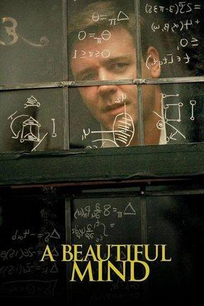 poster for A Beautiful Mind