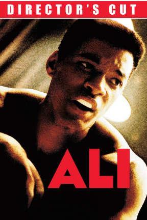 poster for Ali